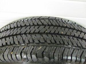 P265/70R17 Bridgestone Dueller H/T New Condition
