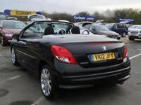 2012 PEUGEOT 207 1.6 HDi 112 GT 2dr Convertible