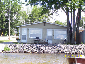 Small Furnished  lakefront  2BR Apartment