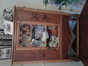 1920s China cabinet
