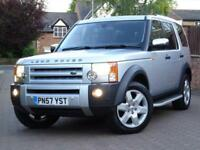 2007 57 Land Rover Discovery 3 2.7TD V6 auto SE 7 SEATS..HIGH SPEC..STUNNING !!