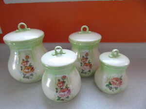 Ceramic canisters