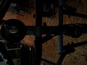 ELIPTICA EXERCISE MACHINE