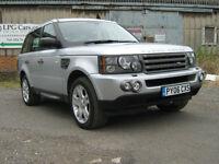 2006 Range Rover Sport 4.4 auto HSE