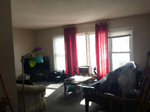 Spacious two-bedroom apartment in Huntsville available April 1.