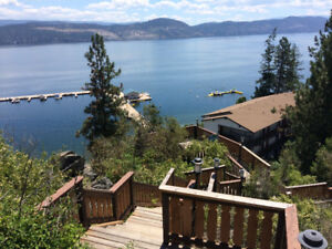 Summer Weekly Rental, Lake Okanagan Resort