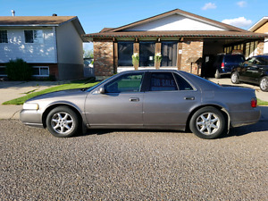 1999 Cadillac sts  $2000 obo as is