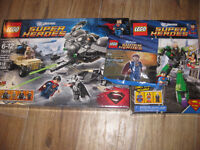 Lego Superman Lot! Brand new factory sealed sets!