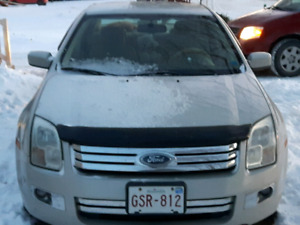 2008 Ford Fusion 4000$