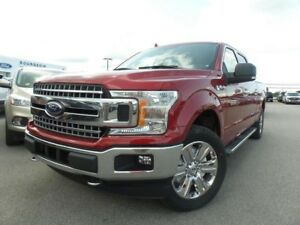 2018 Ford F-150 *DEMO* XLT 3.5L EcoBoost V6 302A  0% PLUS FRE...