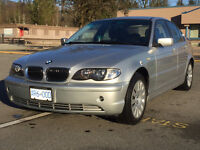 2002 BMW 320i 70k only Local car No Accidents
