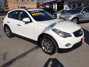 2009 Infiniti EX35 LIMITED PREMIUM..LOADED...PERFECT MINT COND.
