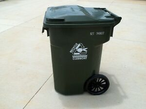 Large Compost Garbage Bin