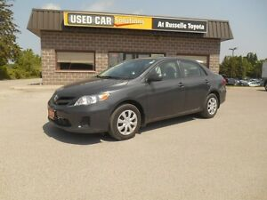 2013 Toyota Corolla  CE Peterborough Peterborough Area image 2