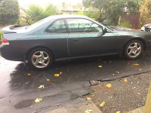 TXT only pls 1997 Honda Prelude Coupe (2 door)120***km!!