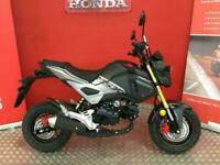 Honda MSX125 Matt Grey 2020 Grom