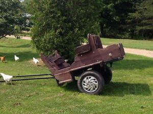 Wooden Road Cart - NEW PRICE!!