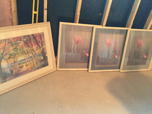 Art framing collection