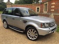 Land Rover Range Rover Sport 3.6TD V8 auto 2007MY HSE