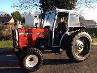 MASSEY FERGUSON 398 2WD