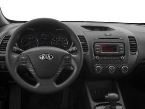 2018 Kia Forte + Sedan- 90 kms Pearl White Brand new