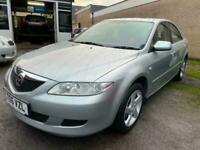 2005 Mazda 6 2.0 TS 4dr Auto**ONE OWNER FROM NEW**ONLY 42,000miles*** SALOON Pet