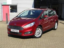 2015 FORD S-MAX 2.0 TDCi 150 Zetec 5dr Powershift