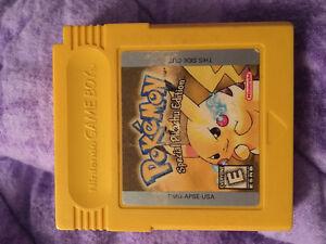 RARE Pokemon SPECIAL PIKACHU EDITION