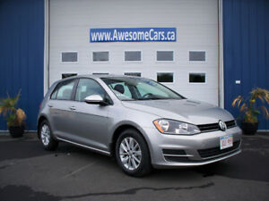 2015 Volkswagen Golf Trendline *LIKE NEW - 2330KMS WOW!