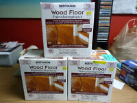 Wood Floor refinishing kits
