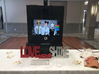 Photo Booth Rental - $299 - 2 Hours