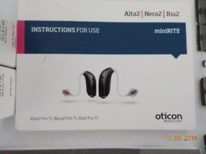 Hearing Aids package