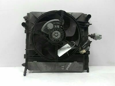 RADIATOR & COOLING FAN CITROEN C2 2003 TO 2009 1124 PETROL Radiator & WARRANTY