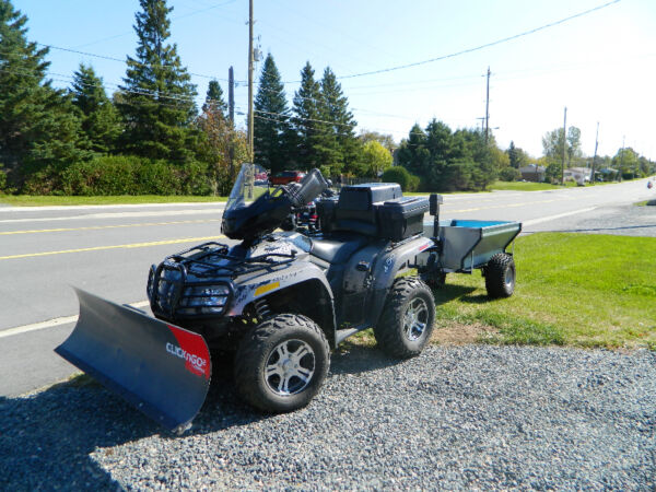 2011 Arctic Cat 2011 Arctic Cat 4x4 Quad