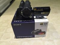 Sony HDR-SR11 10.2-MP 60GB HHD Handycam Camcorder 12x Zoom