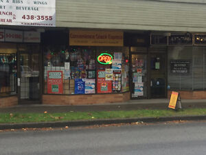 Store Galore! Low Price, Inventory Incl, Central Location!