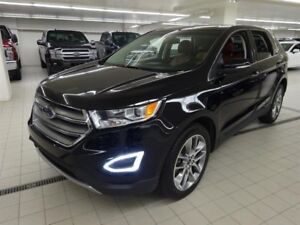 Ford EDGE Titanium AWD TOIT+GP 2016