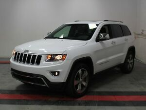 2016 Jeep Grand Cherokee Limited   - Sunroof - NAVIGATION - Back