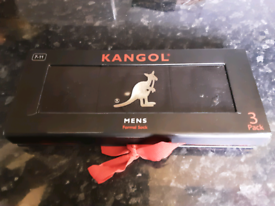 KANGOL SOCKS