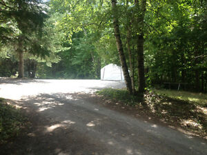 Offering outdoor space/parking for boats and trailers, cars Kawartha Lakes Peterborough Area image 3
