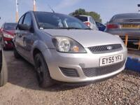 2005 Ford Fiesta 1.25 Style 5dr