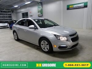 2015 Chevrolet Cruze LT TURBO A/C Gr-Électrique (Bluetooth)