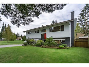 4 bds 2 bath 2200sqft central Coquitlam house / 672 Firdale St