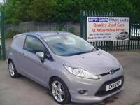 Ford Fiesta 1.6TDCi ( 95PS ) Stage V 2011MY Sport