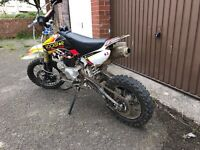 140cc pit bike