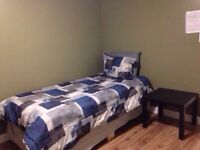 FULLY FURNISHED ROOM SHORT TERM/LONG TERM  KINGSWAY MALL/NAIT