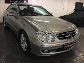 Mercedes-Benz CLK220 2.2TD CDI auto Avantgarde,FULL HISTORY,LOW MILEAGE