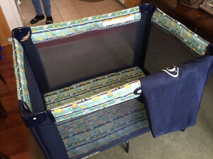 Graco Playpen from Smoke Free Home