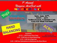 1st Annual Niagara AcroFest