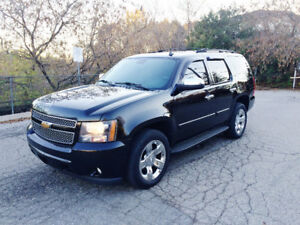 2007 Chevrolet Tahoe LTZ 4X4 LOADED NO ACCIDENTS WELL MAINTAINED